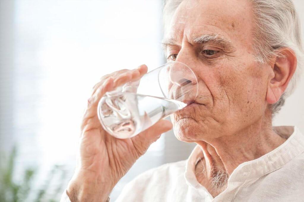 desidratação é perigosa