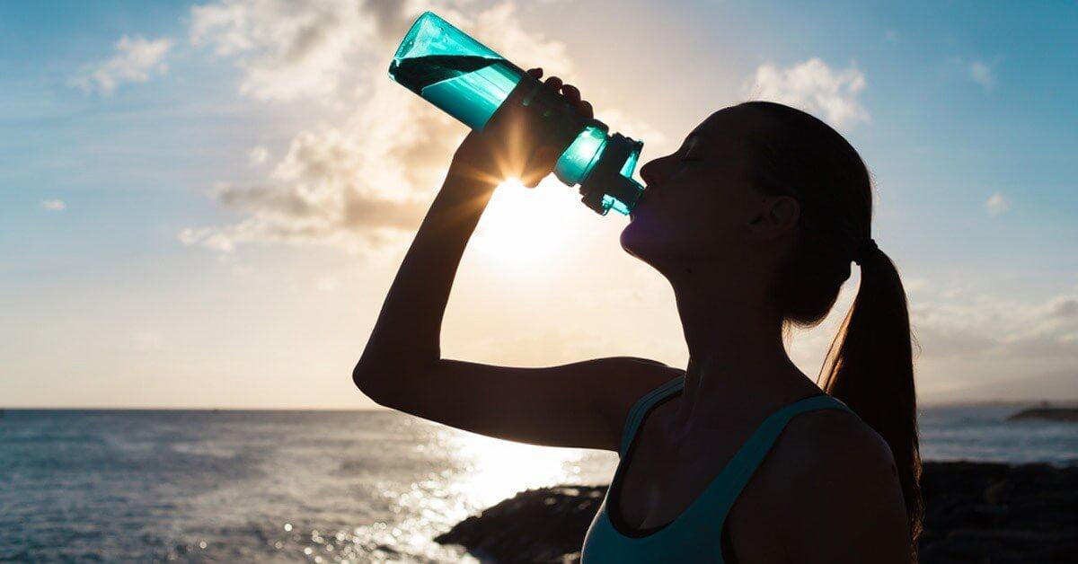 Conheça os sinais de desidratação