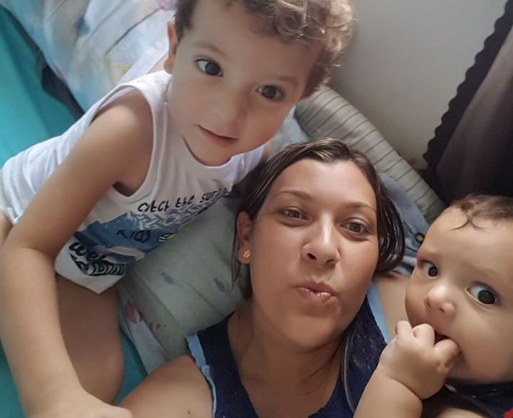 ser mãe de autista, a história da família galhardo