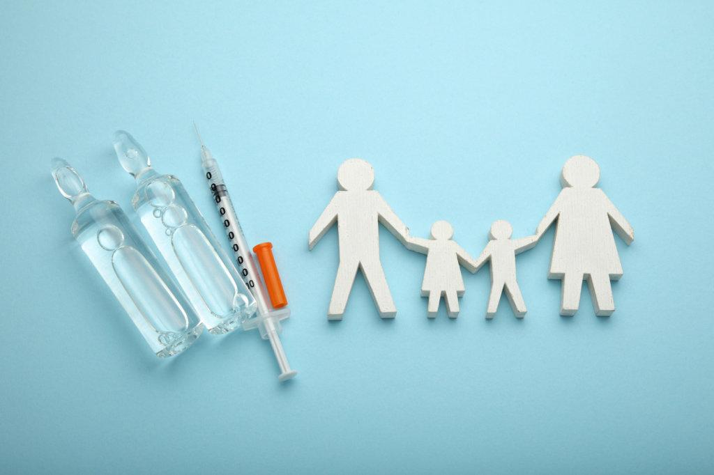 Qualidade de vida e vacinação de rotina
