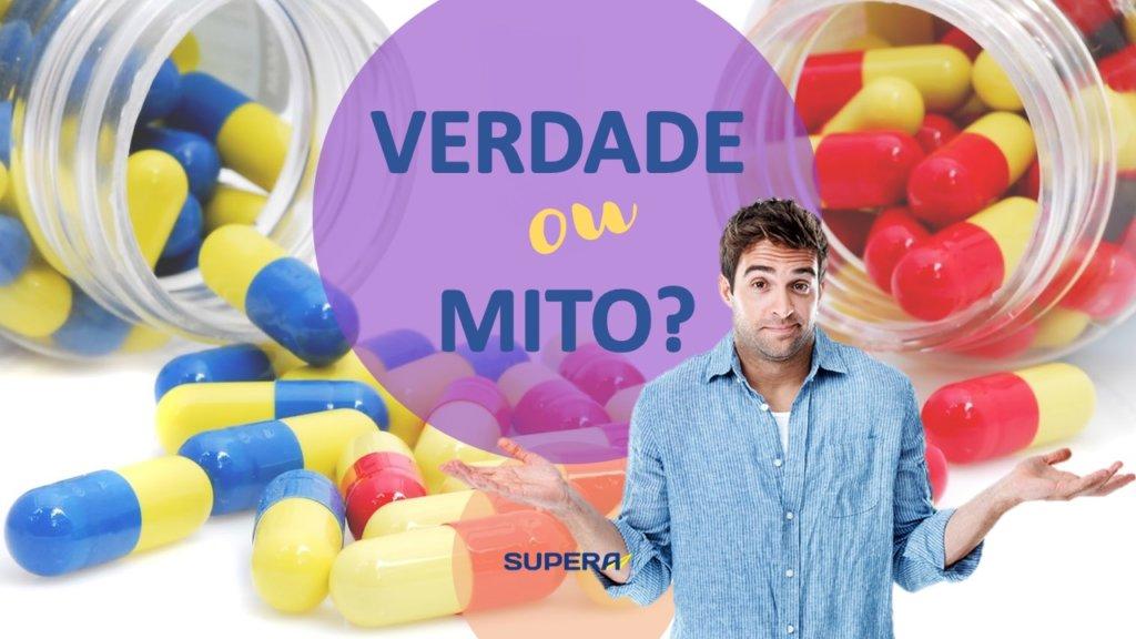 Pode beber tomando antibiótico? Mito ou verdade?