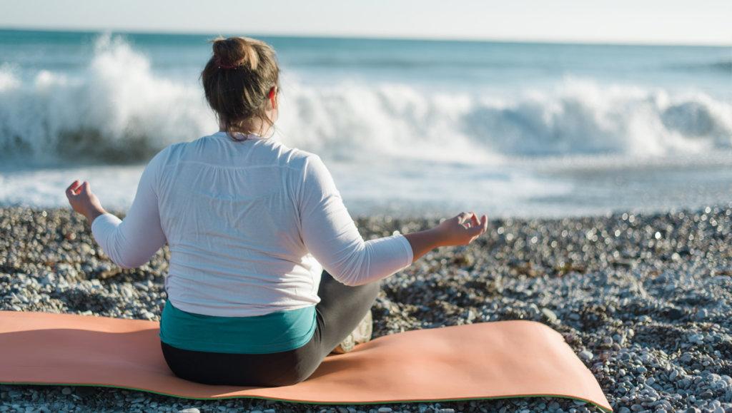 Meditar é uma forma de controlar a ansiedade