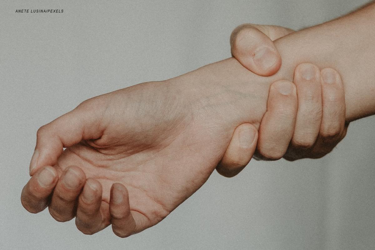Alongamento dos pulsos