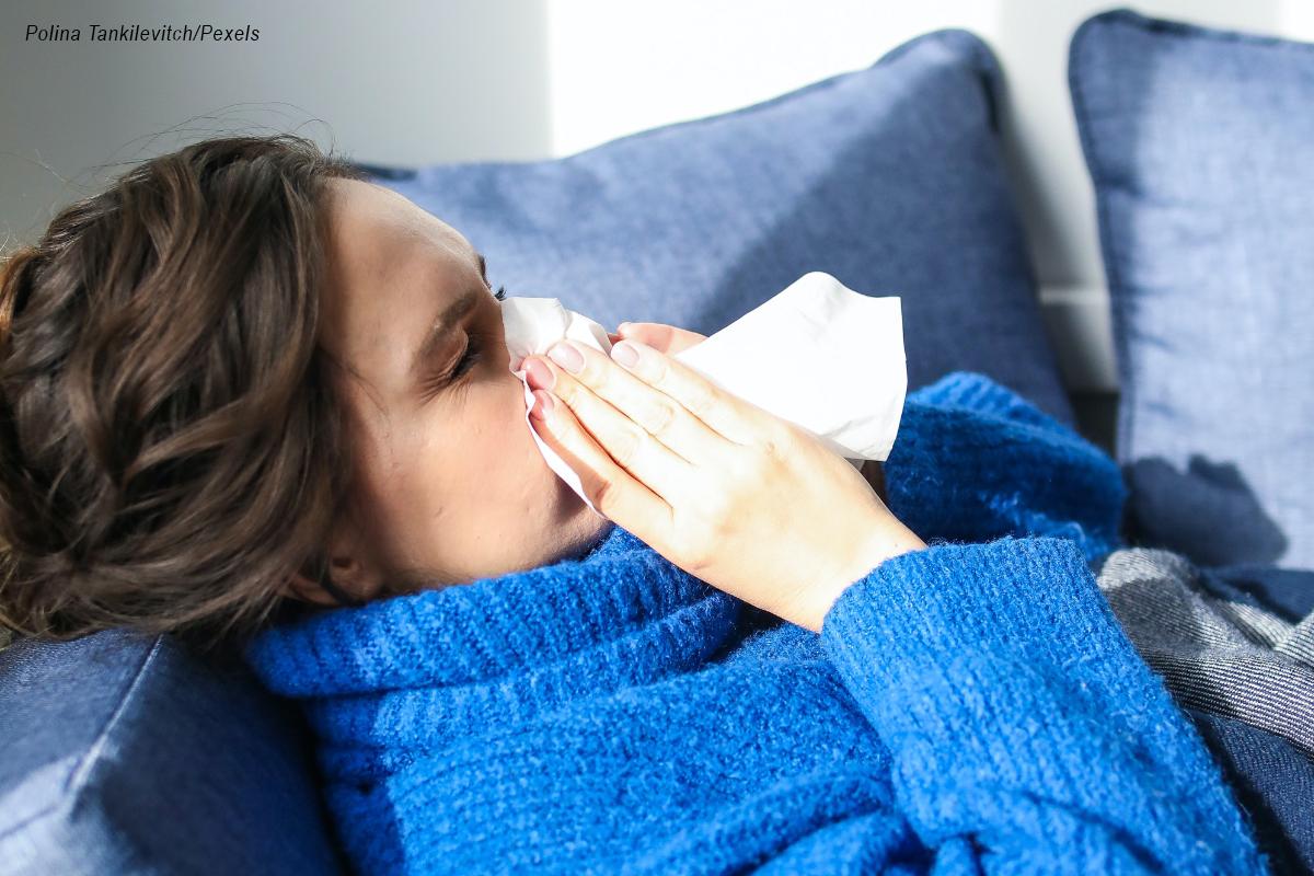 infecção do trato respiratório superior